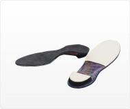 靴とインソール Shoes and Insole